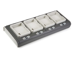 4 Unit Battery Charger