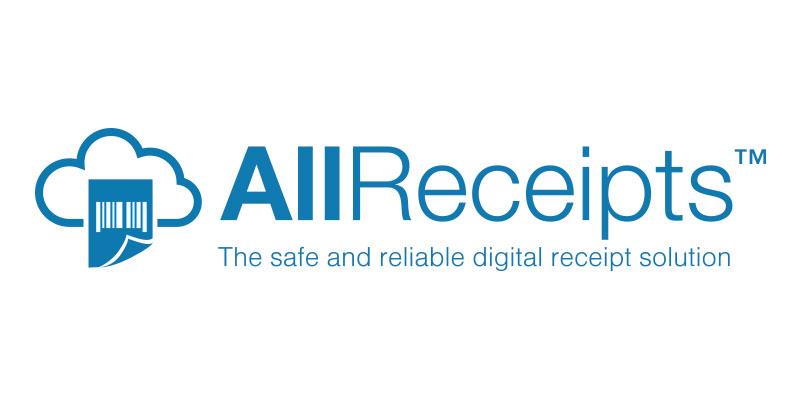 ;AllReceipts Logo