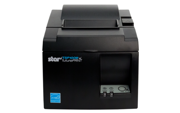Tsp143iii Thermal Receipt Printer For Square Usb Bluetooth Wireless