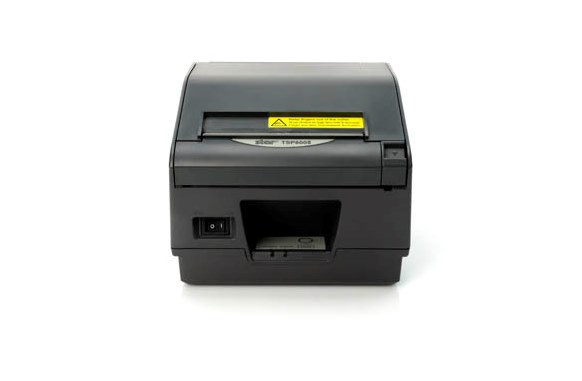 TSP847II - Wide Format Thermal AirPrint™ Label Printer | Star