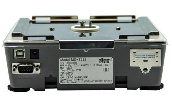;mG-S322 Interface Slider